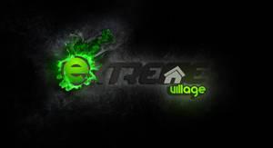 Extreme Village Logo 2.0
