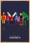 Avengers 8-bit