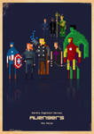 Avengers The Movie 8-bit