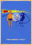 Fantastic Four 8-bit