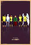 X-Men 8-bit