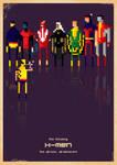X-Men 2.0 8-bit