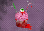 Cupcake Of The Dead