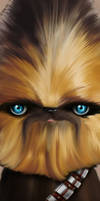 Chewie by capdevil13