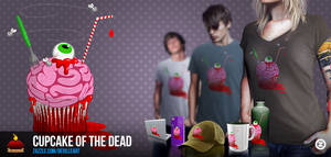 Cupcacke Of The Dead