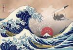 The Great Wave off Kanagawa 2.0