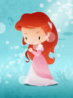 Disney Princesse Ariel by capdevil13