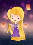 Disney Princesse Rapunzel