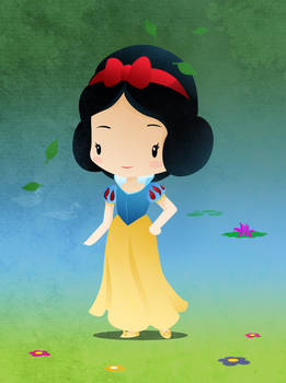 Disney Princesse Snow White