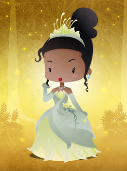 Disney Princesse Tiana