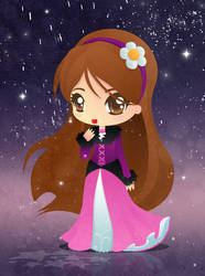Disney Princesse Margarida by capdevil13