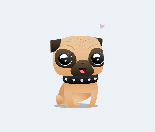 Pug HD by capdevil13