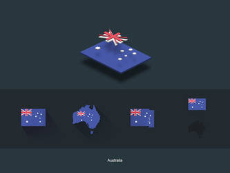 FlatFlags Australia