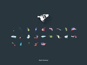 Flat Flags North America