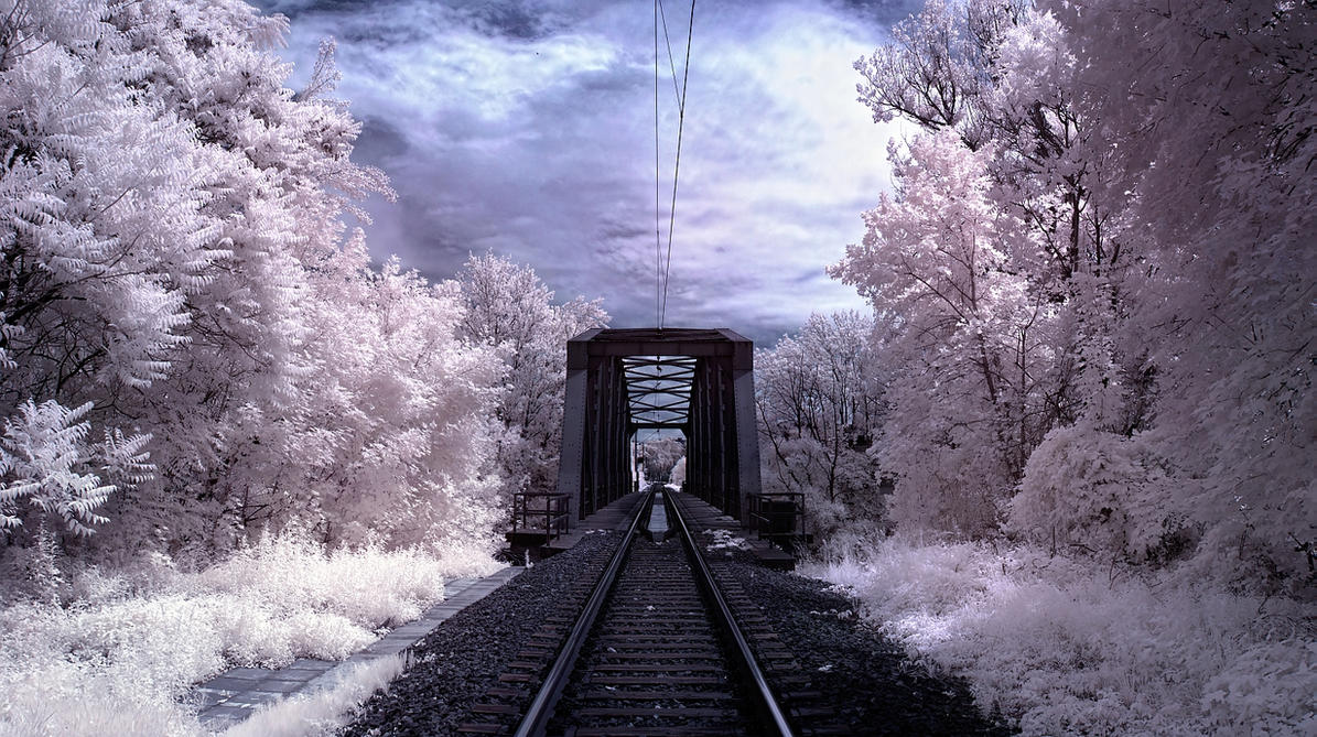 railway II by MiscReant1512