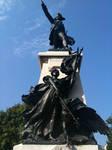 Rochambeau and the Goddess Nike