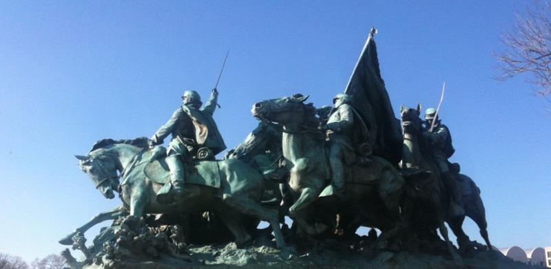Cavalry Group by 44NATHAN