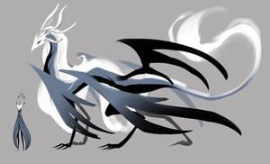 HK Dragon AU: Elk