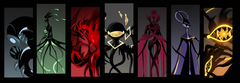 Edeia: The Seven Sins