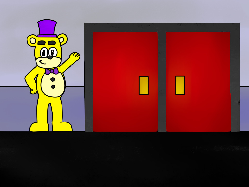Fredbear 39 s family diner by marcosvargas on deviantart for Family diner