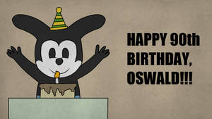 Oswald's 90th birthday