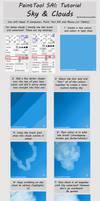 Paint Tool Sai: Cloud Tutorial