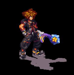Sora - Kingdom Hearts III