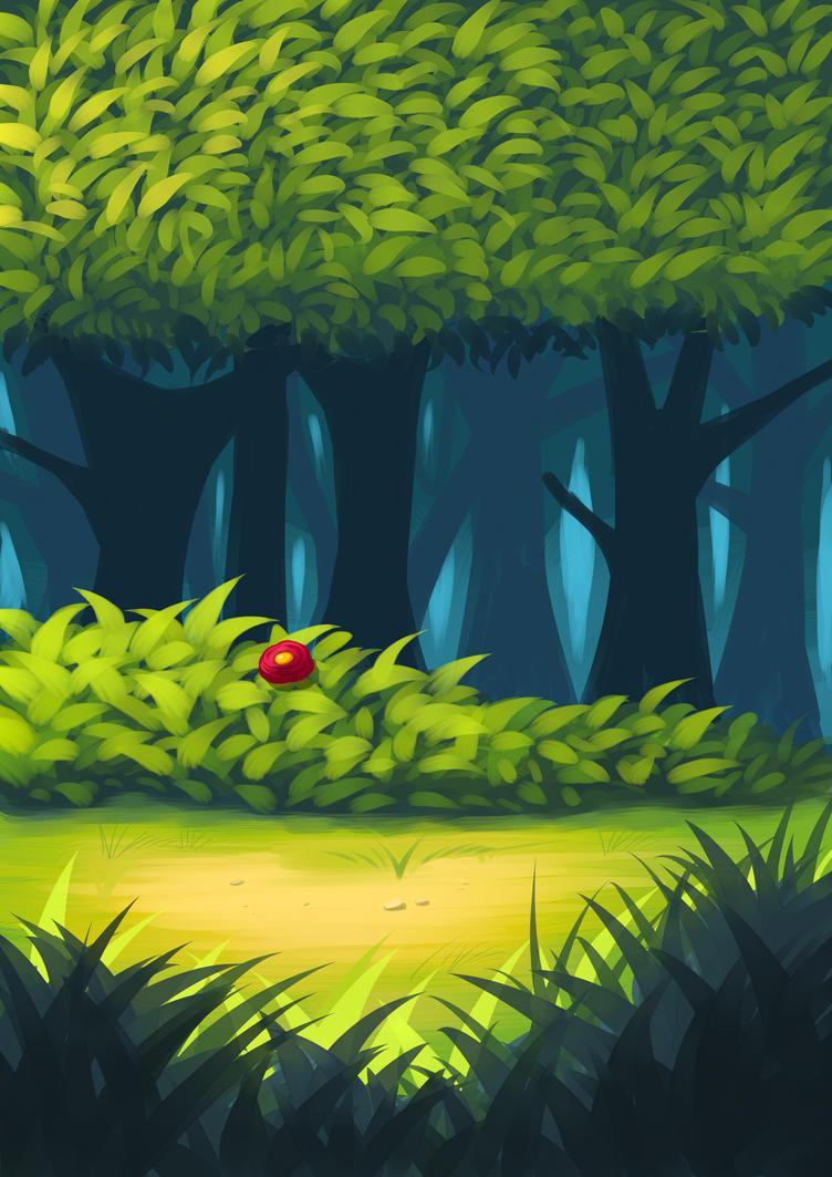Red Flower by Altod