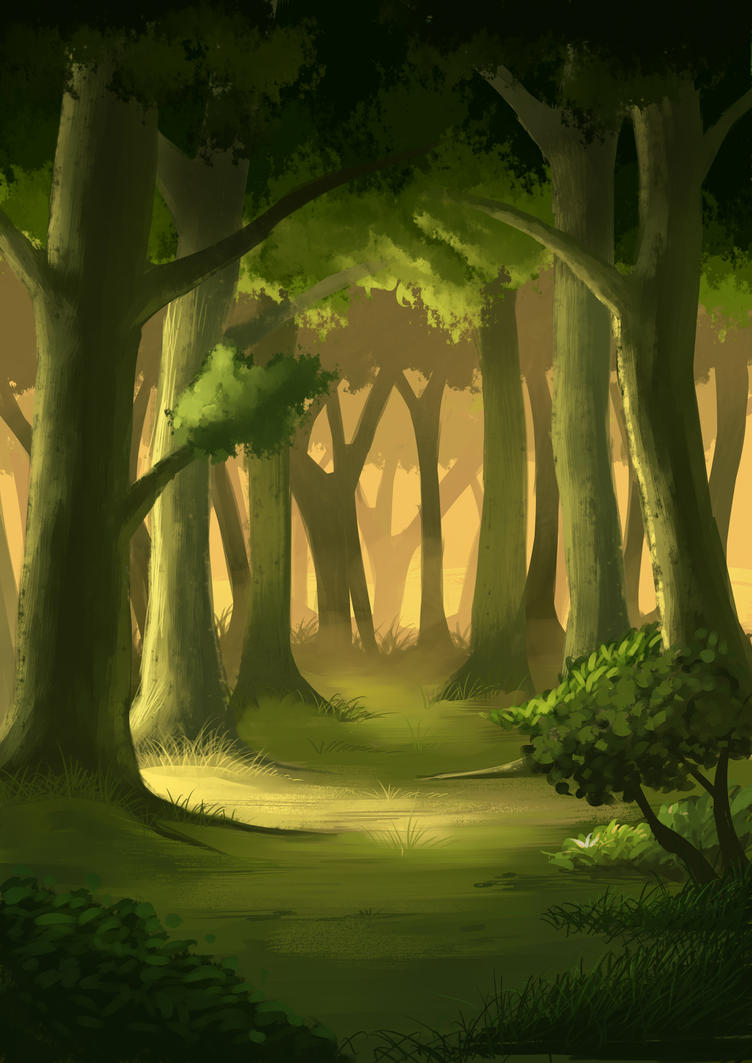 Forest by Altod