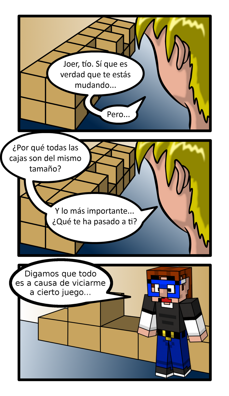 Mudanza by IBIOo