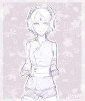 Sakura by JZoya