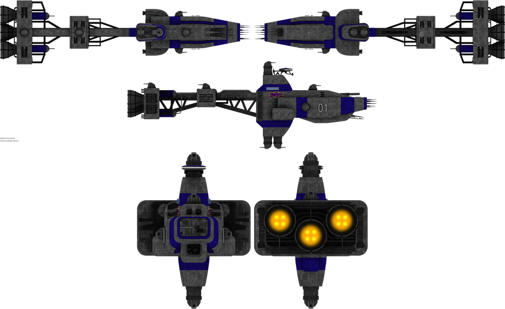 EA Hyperion Class by admiral-horton