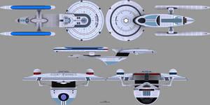 Excelsior Class Refit