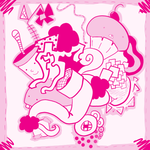 Pinky Planet by LunarLandings