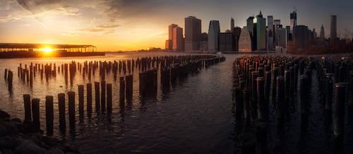 NYC II by jfb