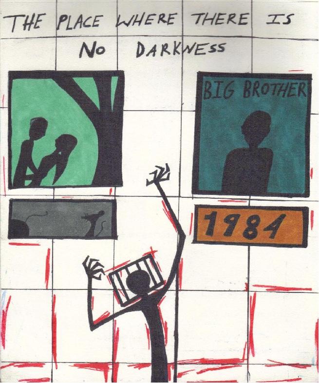 1984 by FerociousFruit