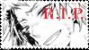 RIP Elliot stamp by NinjaCookieNya