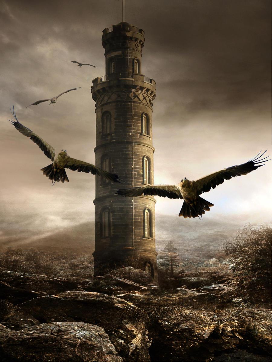 Lost tower by beyzayildirim77