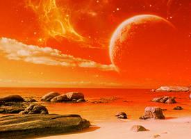 ''red planet'' by beyzayildirim77