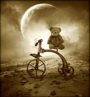 lonely planet by beyzayildirim77