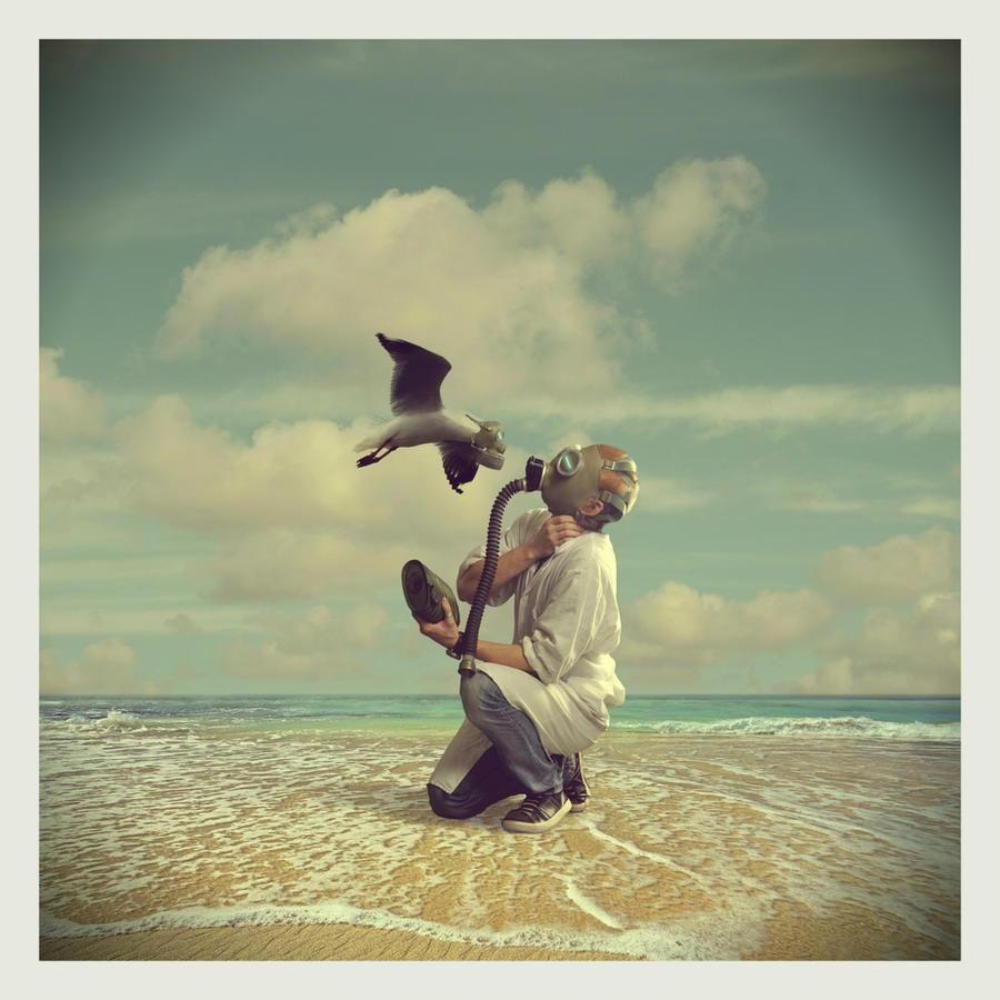 lost beach by beyzayildirim77