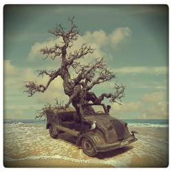 mobile tree by beyzayildirim77