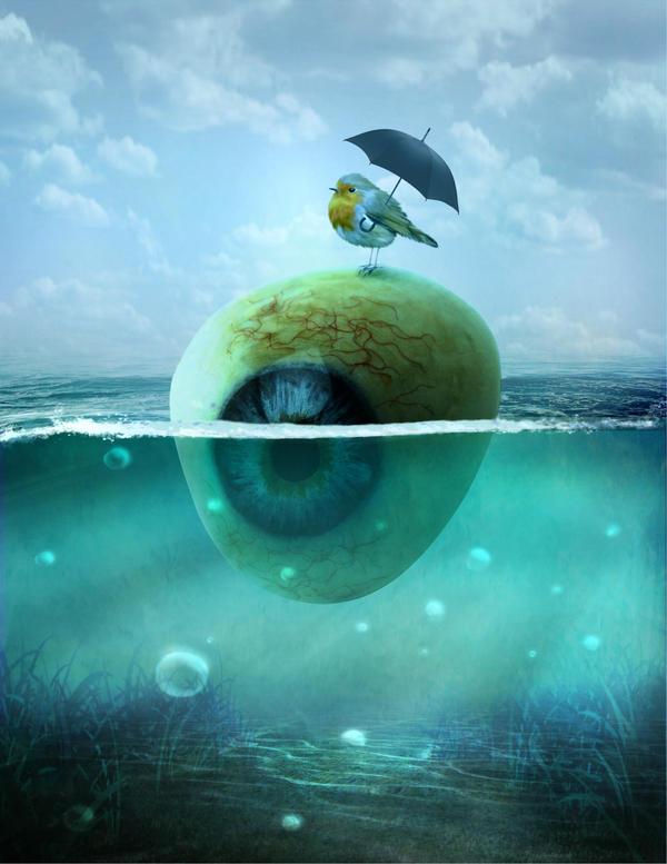 eye of the sea