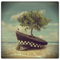 cop island by beyzayildirim77