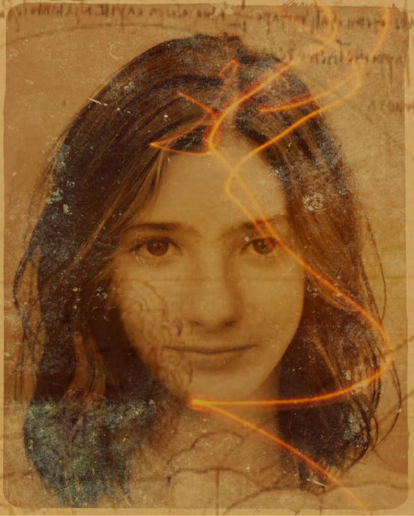 Nikola Tesla's wife by beyzayildirim77