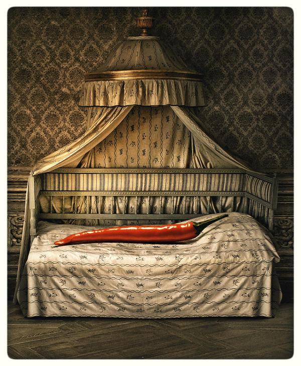 Don Juan's bedroom by beyzayildirim77