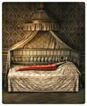 Don Juan's bedroom