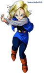 Android 18 Render