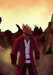 Foji - The Night Wolf