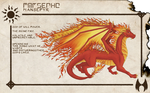 Solar Pantheon - Mansepyr Dragon